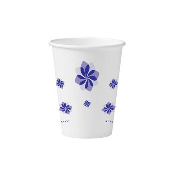 Cups - Poly-Coated - 4oz - 1000/case - Aurelia - #C00004