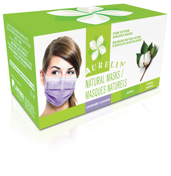 aurelia surgical mask disposable