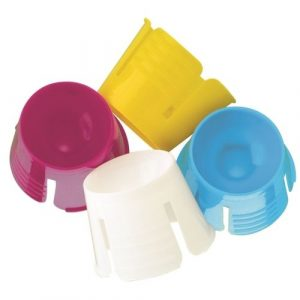 Disposable Dappen Dishes 1000/pk assorted